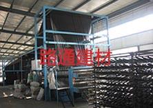 编织土工布生产